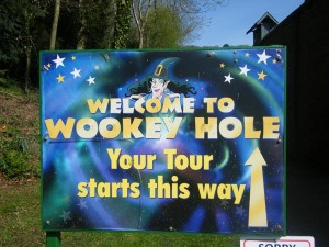 Fun for all the family at Wookey Hole